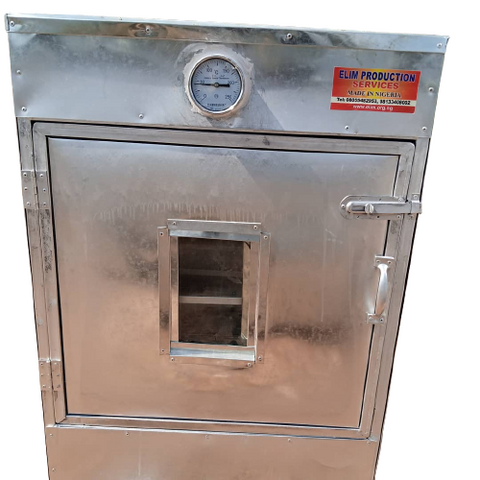 Gas Oven With Temperature Guage - Elim production services