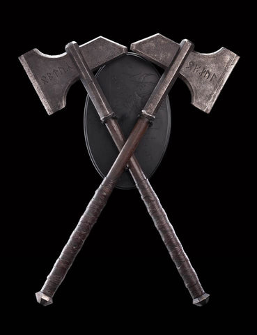 Dwalin's Axes