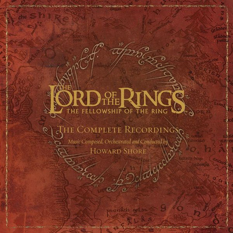 The Lord of the Rings: The Fellowship of the Ring Soundtrack