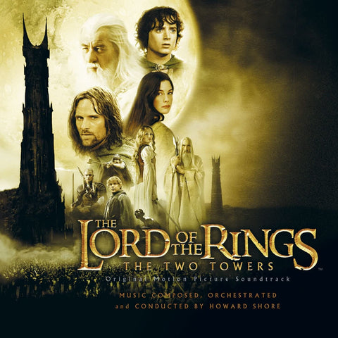 The Lord of the Rings: The Two Towers Soundtrack