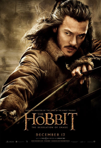 The Hobbit: The Desolation Of Smaug Poster (Bard)