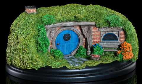 Weta Hobbit Hole.   26 Gandalf's Cutting