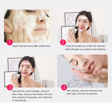 Load image into Gallery viewer, FACE CLEANSING BRUSH SONIC SYSTEM