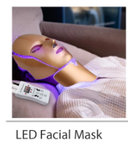 Load image into Gallery viewer, LED LIGHT THERAPY MASK FOR FACIAL SKIN CARE