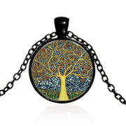 Fashion Tree Necklace