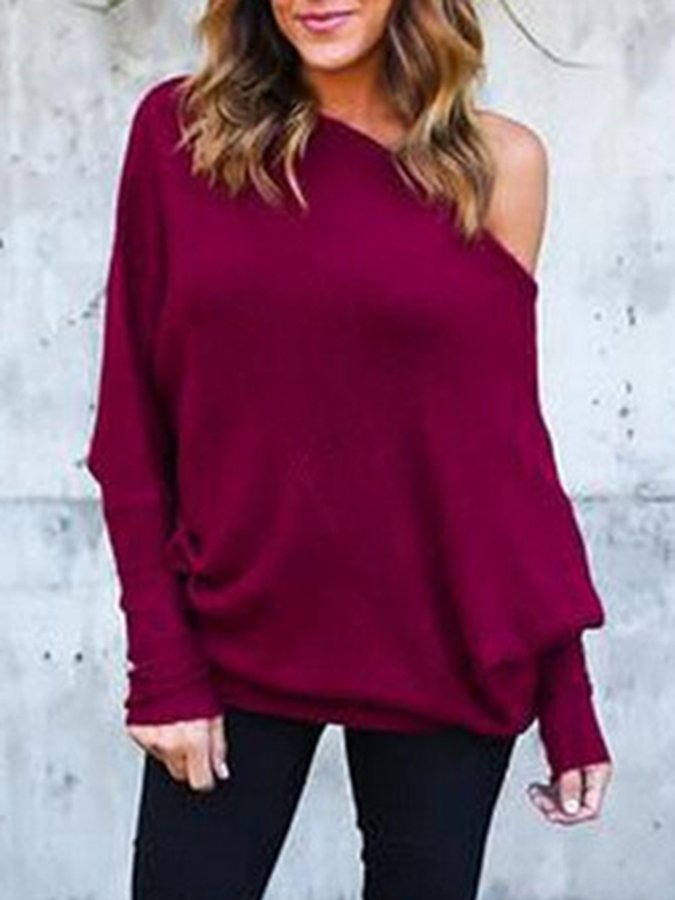 Shift Long Sleeve Casual Cotton Shirts & Tops