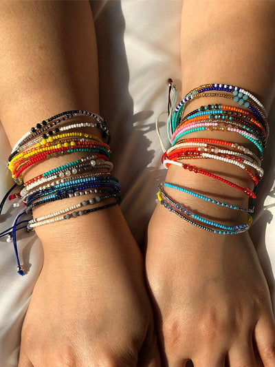 As Picture Casual Daily Bracelets