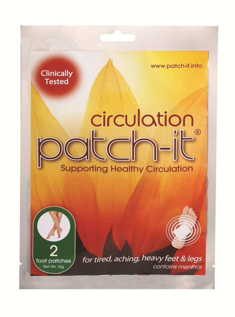 Circulation Patch-It 2 Piece - Free Shipping