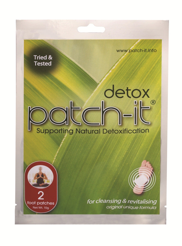 Detox Patch-It 2 Piece - Free Shipping