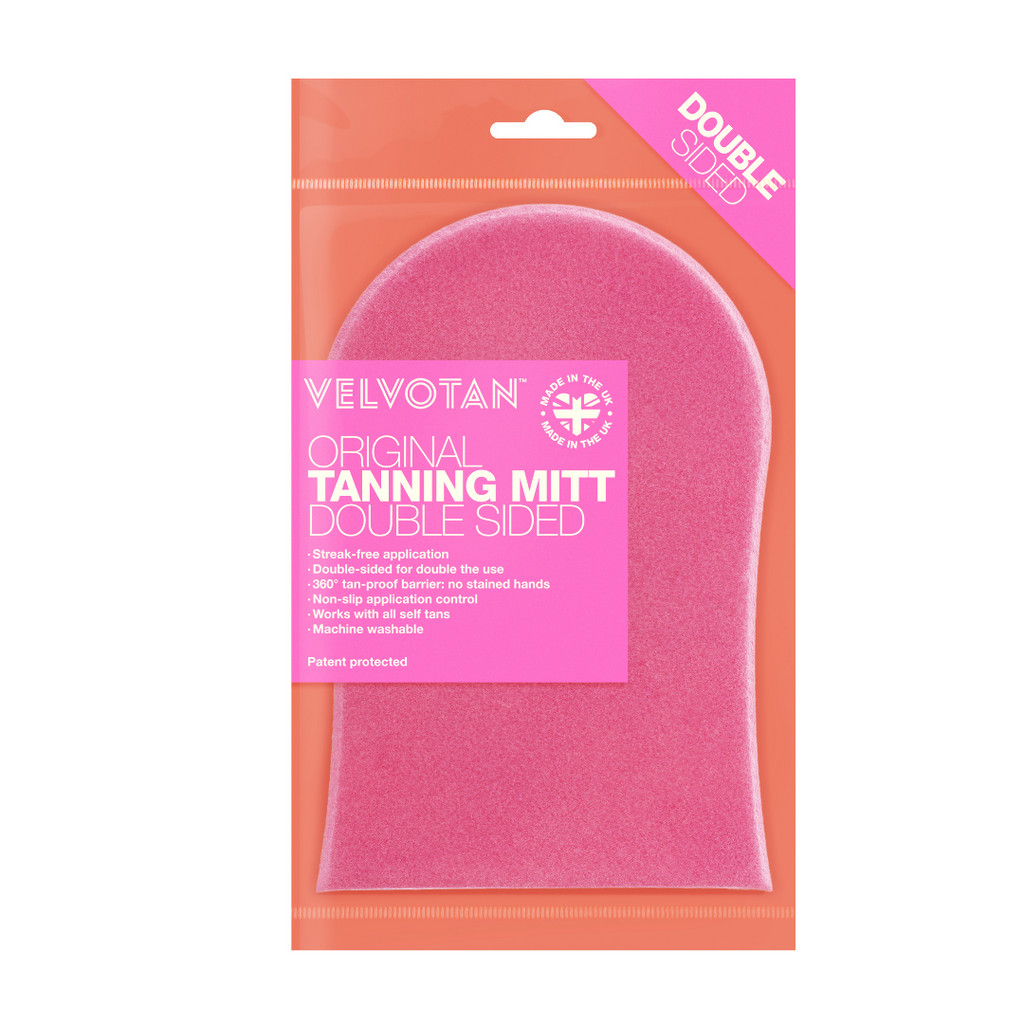 Velvotan - Original Double Sided Body Tanning Mitt - Free Shipping