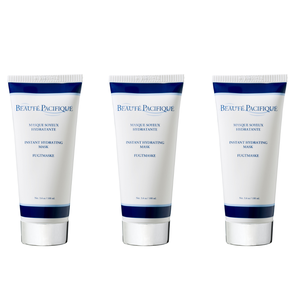 Beaute Pacifique INSTANT HYDRATING MASK - 3 Pack