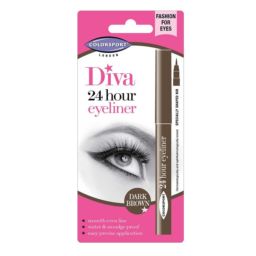 Colorsport - 24 Hour Eyeliner Dark Brown
