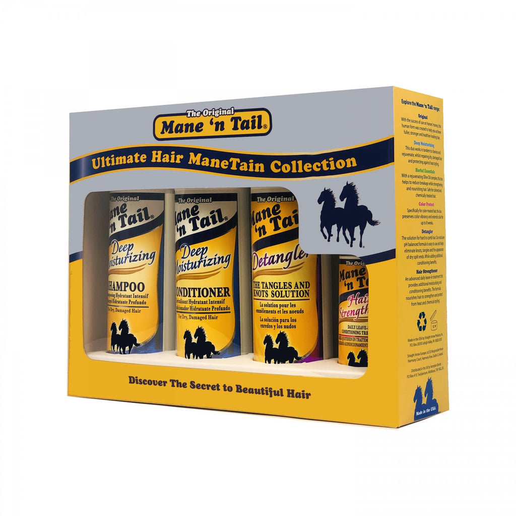 Mane 'n Tail -  Ultimate Hair ManeTain Collection -  Deep Moisturizing Gift Set