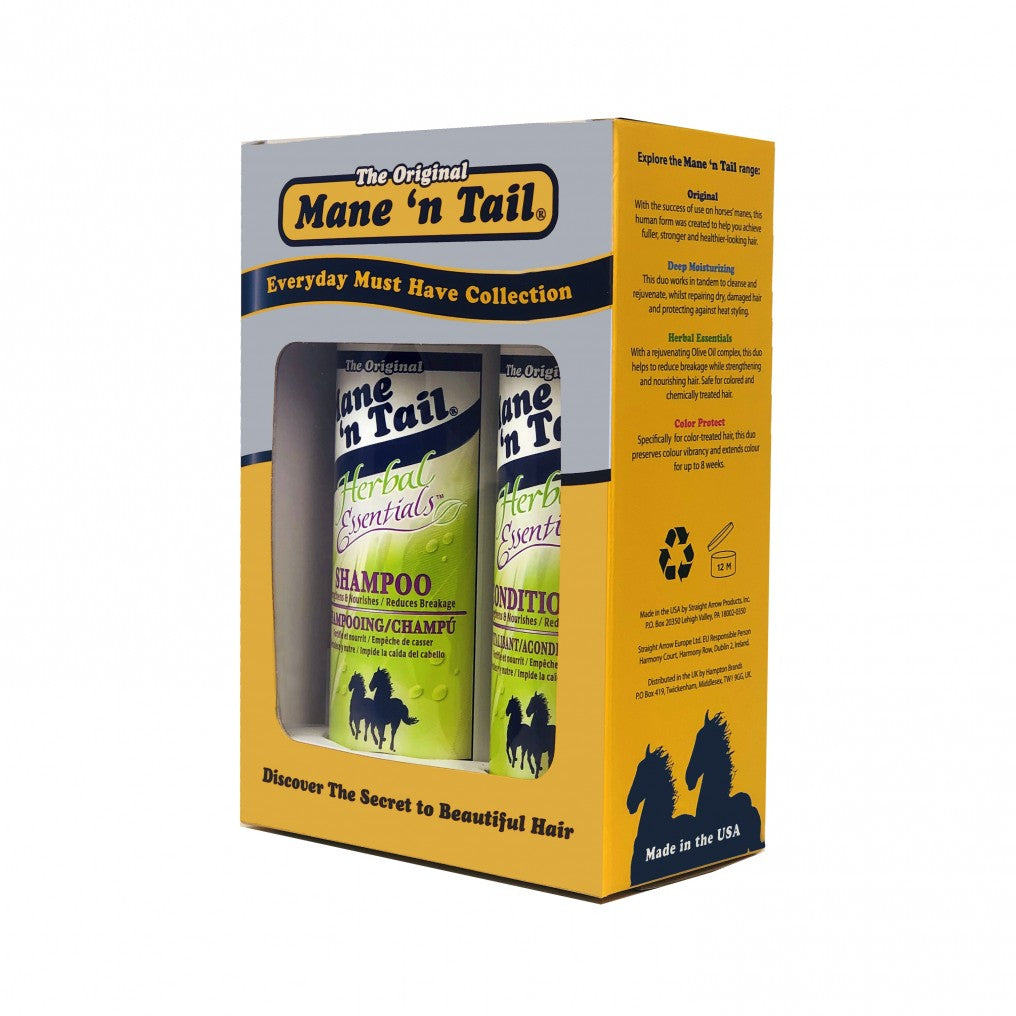 Mane 'n Tail -  Everyday Must Have Collection - Herbal Essentials Gift Set