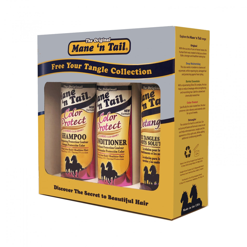Mane 'n Tail -  Free Your Tangle Collection -  Color Protect Gift Set