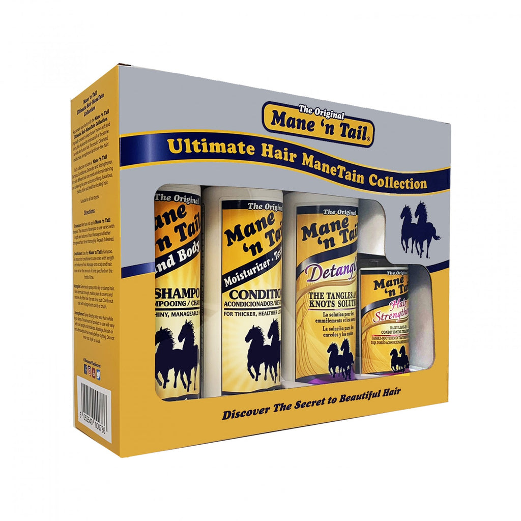 Mane 'n Tail -  Ultimate Hair ManeTain Collection - Original Gift Set