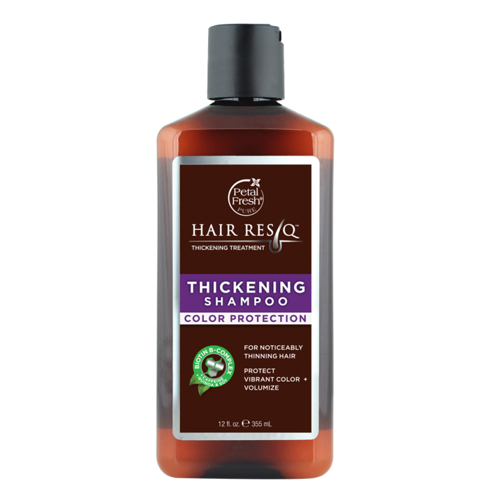 Petal Fresh - Hair ResQ Color Protection Natural Thickening Shampoo For Noticeably Thinning Hair