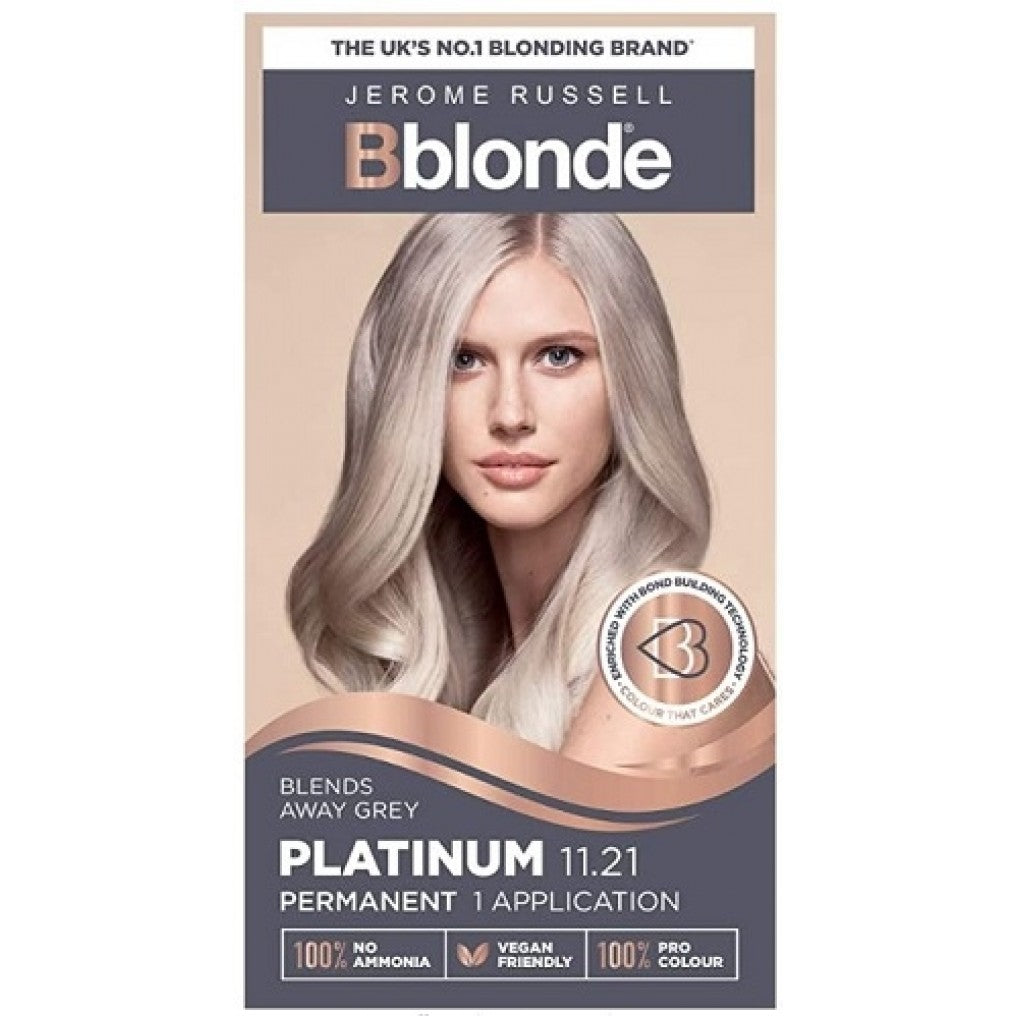 Bblonde Permanent Colour Platinum Blonde