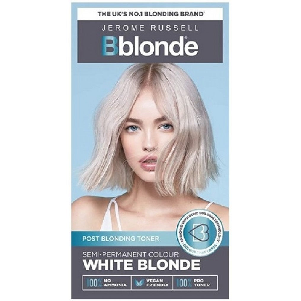 Bblonde Semi Permanent Toner White Blonde