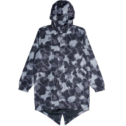 Fishtail Parka Nermal Blackout Camo