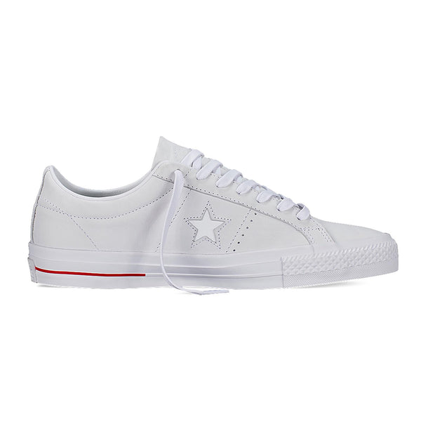 One Star Pro Ox White Red Blue