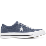 One Star OX Navy White White