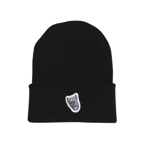Illusions Beanie Black