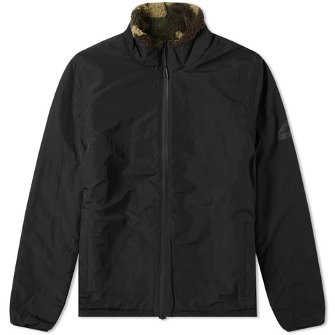 Karstens Camo Fleece Black