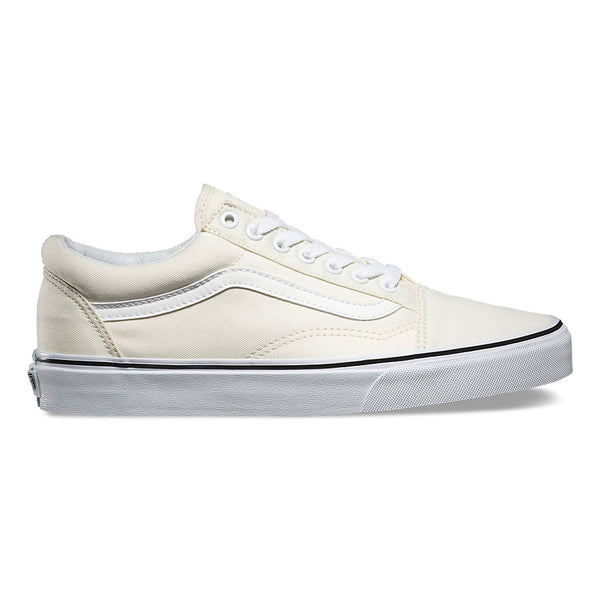 Old Skool Canvas Classic White