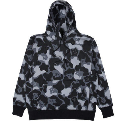 Hood Nermal Blackout Camo
