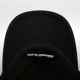 Text Logo 6 Panel Black
