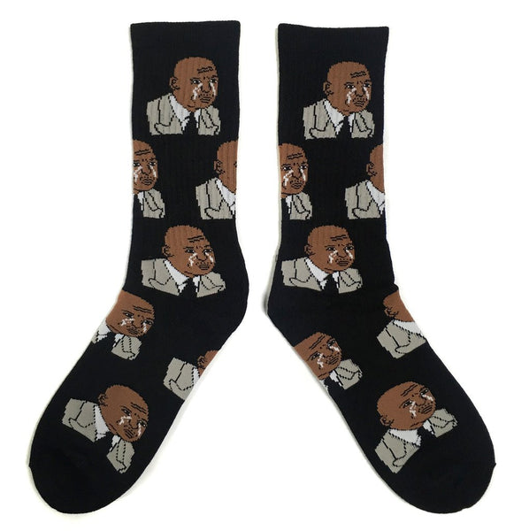 The Greatest Socks Black
