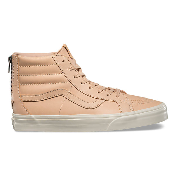 Sk8 Hi Reissue Zip DX Veggie Tan Leather