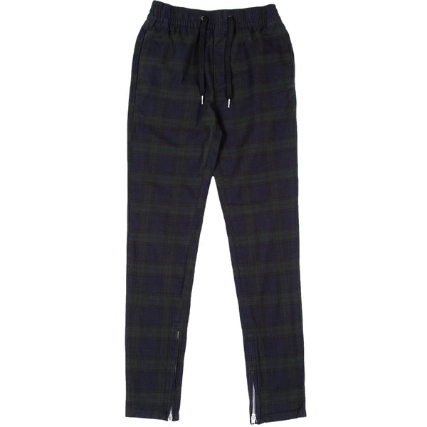 Plaid Unblockshot Chino Ink Forest