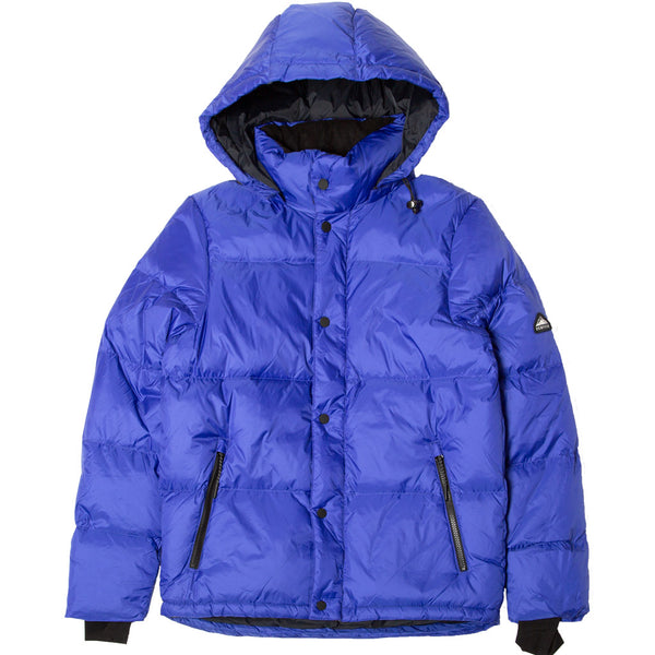 Equinox Jacket Royal Blue