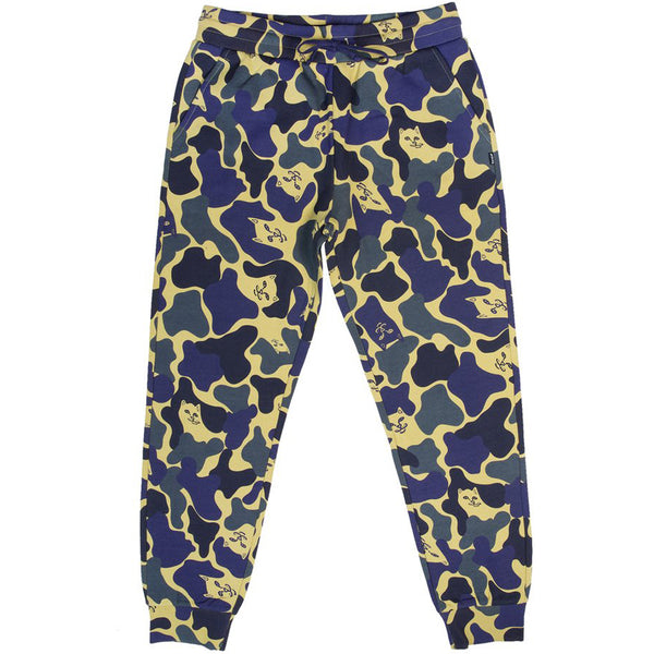 Track Pants Nermal Plum Camo
