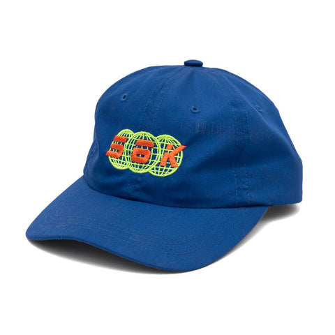 Technologies Hat Blue