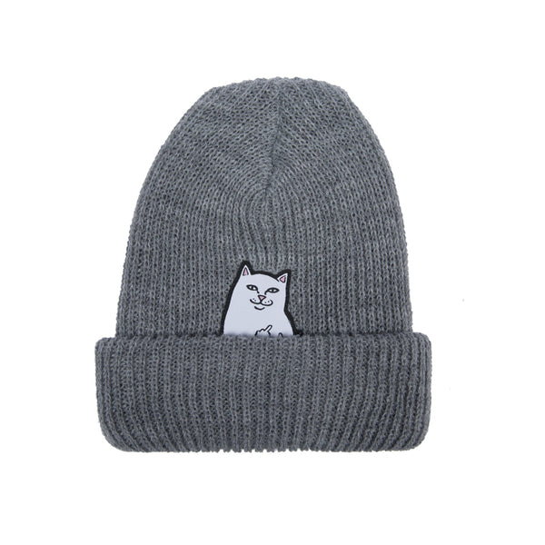 Lord Nermal Beanie Grey