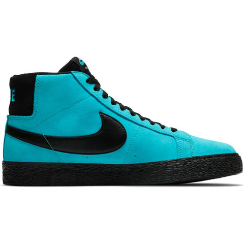 Zoom Blazer Mid Baltic Blue Black Baltic Blue