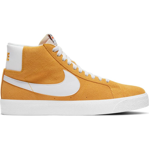 Blazer Mid University Gold White University Gold