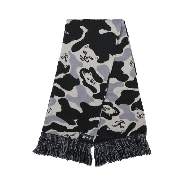Nermal Scarf Blackout Camo