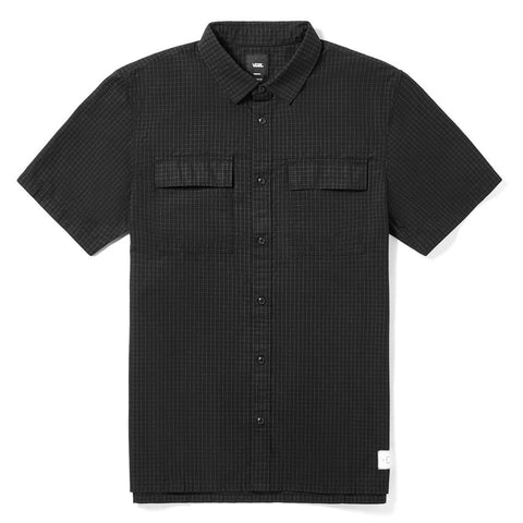 Devon Shirt Black