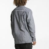 Merillion LS Button Up Black