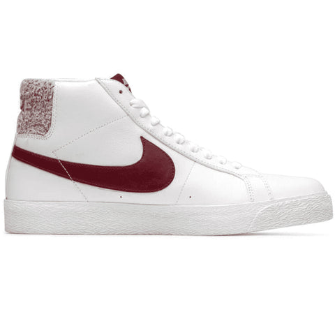 Zoom Blazer Mid Premium White Team Red
