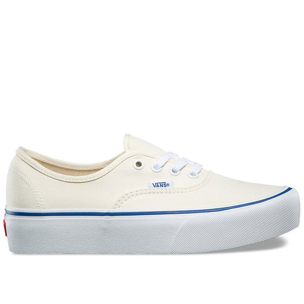 Authentic Platform Canvas Classic White