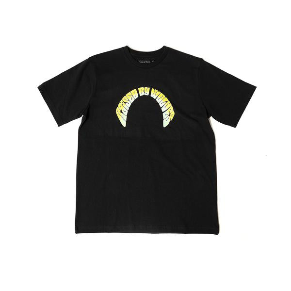 Acid Logo Tee Black