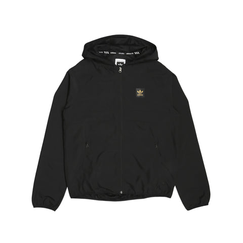 Blackbird Wind Jacket Black Gold