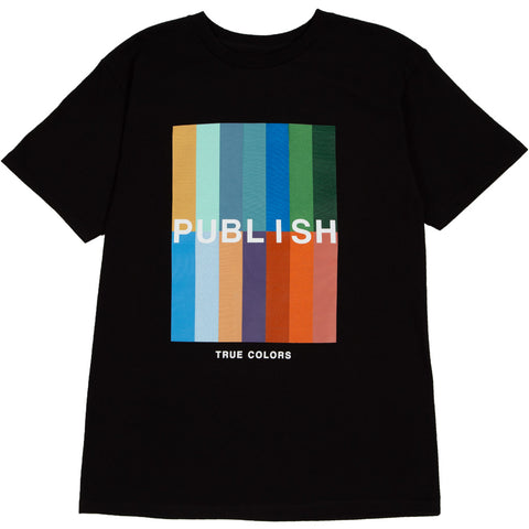 True Colors Graphic Black