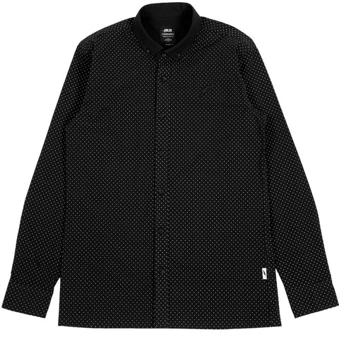 Aeric Button Up Black