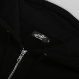 Motorsport Zip Black